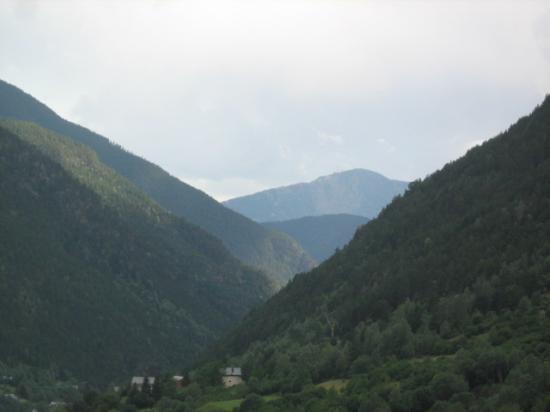 Montagnes d'Andorre